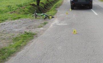 Zrážka automobilu s 10 ročným chlapcom Stará Bystrica