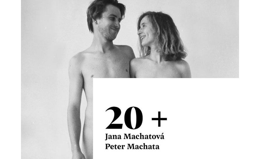 Foto: Vernisáž: 20+ / Jana Machatová & Peter Machata