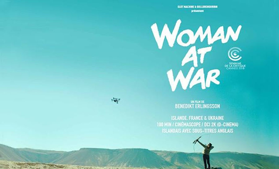 Foto: PREMIETANIE SCANDI 2019 Woman at War (r. Benedikt Erlingsson, 2018)
