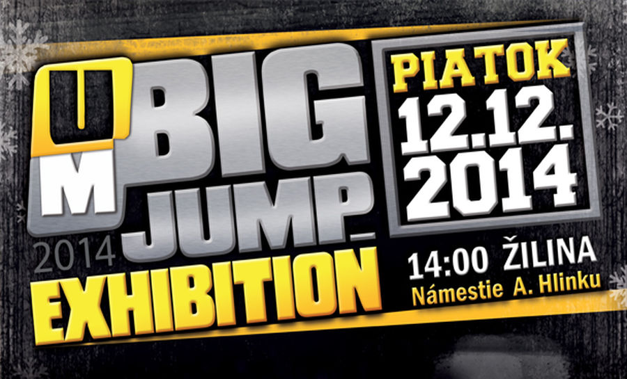 Foto: BIG JUMP EXHIBITION 2014