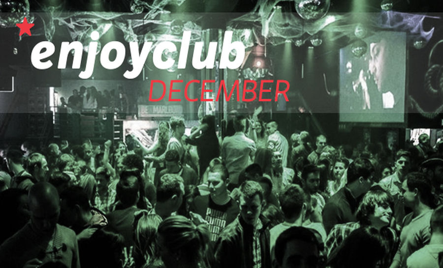 Foto: Program  ★enjoyclubu na december