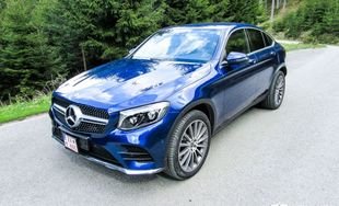 Mercedes-Benz GLC kupé