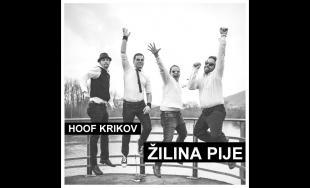 Krčmy v Žiline dostali novú hymnu od alt-rockovej kapely Hoof Kríkov
