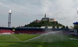 Na finále SP v Nitre prišlo MŠK Žilina povzbudiť viac ako 600 fanúšikov