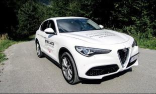 Redakčný TEST Alfa Romeo Stelvio 2,0 Turbo 280k Q4 First Edition 2017
