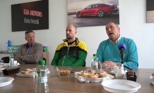 Tlačová konferencia VO AC UNIZA Žilina v Auto Becchi