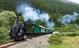 VIDEO: 120. výročie trate Žilina - Rajec a historická Rajecká Anča