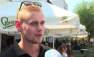 VIDEO: Fanúšikovia Feyenoordu Rotterdam v Žiline - holandská reportáž