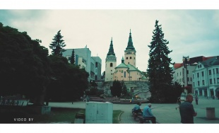 VIDEO: Hyperlapse v meste Žilina