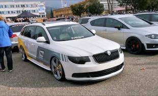 VIDEO: Na novembrovom stretnutí Autá & káva Žilina sa opäť zišli desiatky automobilových nadšencov