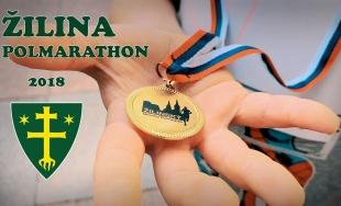 VIDEO: Počas víkendu bežali stovky bežcov mestom, prebiehal Žilinský mestský polmaratón
