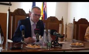 VIDEO: Tlačová konferencia k aktuálnej situácii s hokejom v Žiline