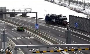 VIDEO: Tretí zostrih dopravných incidentov, nehôd a kolízií na cestách v Žiline a okolí