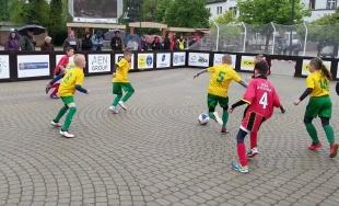 VIDEO: V Žiline dnes prebieha akcia Futbal v meste, pripravená je aj autogramiáda MŠK Žilina