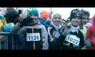 VIDEO: Vianočný beh 2017 na Vodnom diele v Žiline