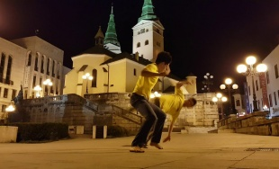 VIDEO: Žilinskí capoeristi začínajú od septembra opäť trénovať