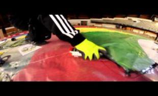 Ako pripravujú choreografiu Žilinskí ultras?