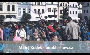 Bubble day 2014 Žilina video
