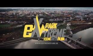 Čo ponúka areál eXtreme park Vodné dielo Žilina? Pozrite si video