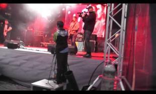 INEKAFÉ - Ani minútu LIVE Žilina 31.05.2014