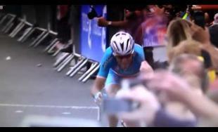 Peter Sagan skončil v 2. etape štvrtý!