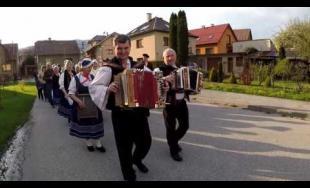 Stavanie Mája Kysucké Nové Mesto - 30.4.2017