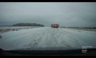Už ste videli driftovať hasičov na snehu? Video vám ukáže, ako to vedia na Tatre 815-7