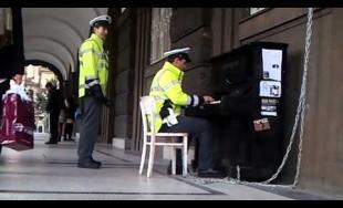 Verejný klavír Žilina - konečne aj v našom meste