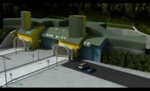 Vizualizácia stavby D1 Lietavská Lúčka - Dubná Skala