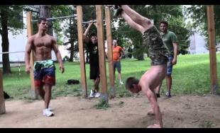 Workout Žilina tréning