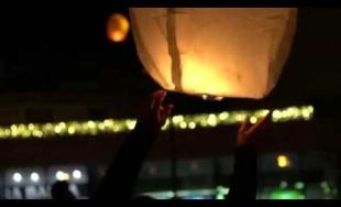 VIDEO: Vypúšťanie lampiónov 2019 v Žiline