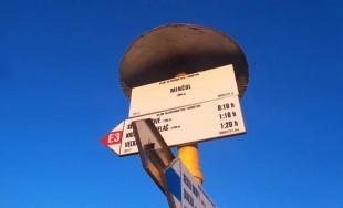 VIDEO: Svitanie na vrchu Minčol v nadmorskej výške 1364 metrov